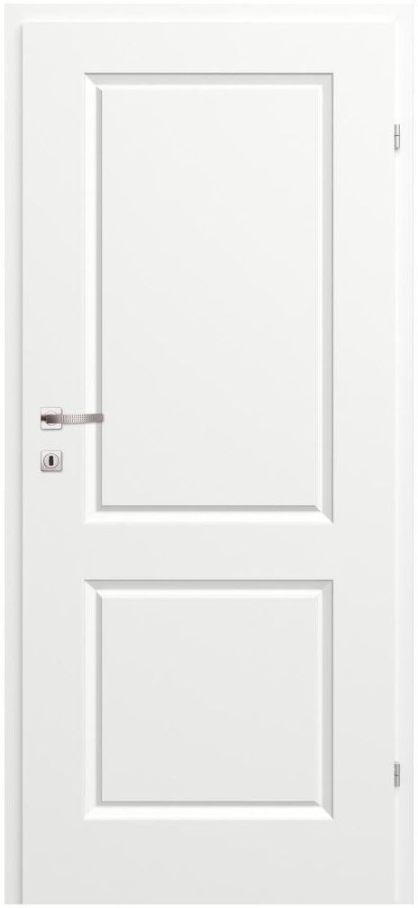 Skrzydło drzwiowe pełne MORANO II Białe 70 Prawe CLASSEN
