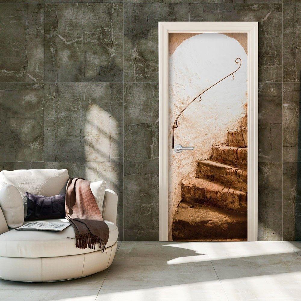 Fototapeta na drzwi - sekretne miejsce