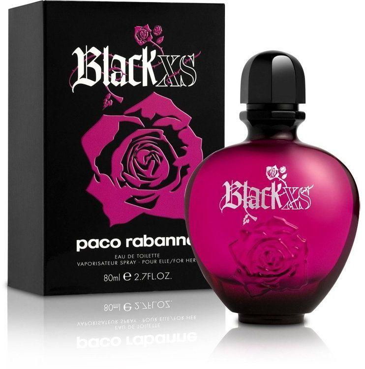 Paco Rabanne Black XS Pour Elle 80ml woda toaletowa [W]