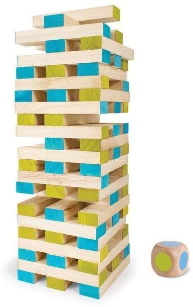 BuitenSpeel GA277 wieża ruchoma, Blue Green Wood
