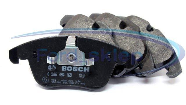 klocki hamulcowe Bosch - kpl. przód 0986494169