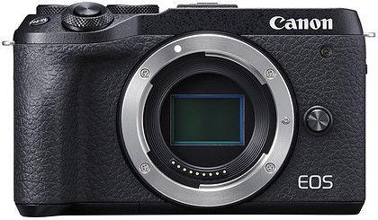 Canon EOS M6 Mark II Body Srebrny