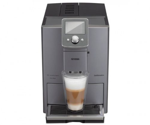 Ekspres do kawy NIVONA CafeRomatica 821 - Srebrny