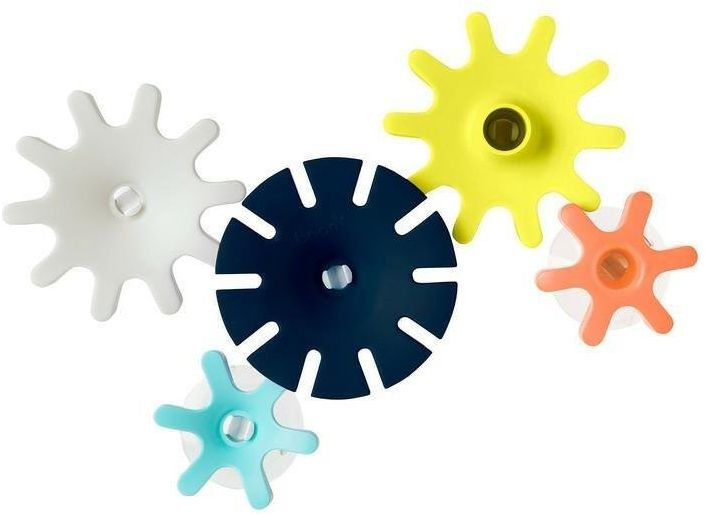 Zabawka do wody Zębatki Cogs Cool kolor B11375-Boon, akcesoria do kąpieli