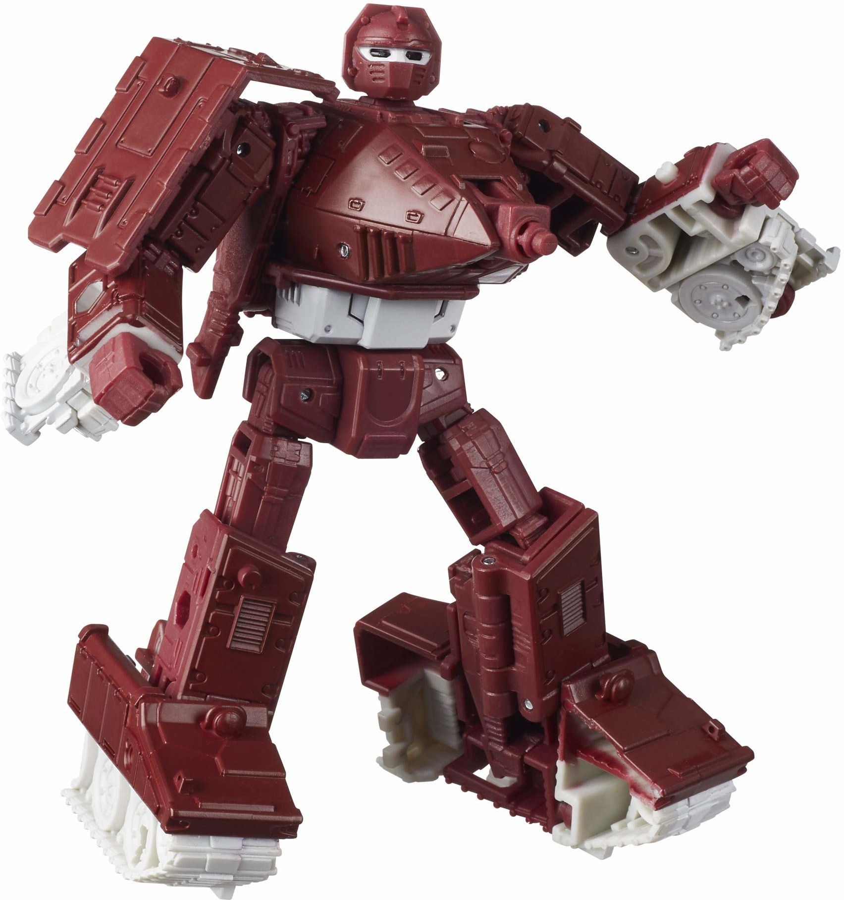 Hasbro Collectibles - Transformers Generations War For Cybertron K Deluxe Warpath