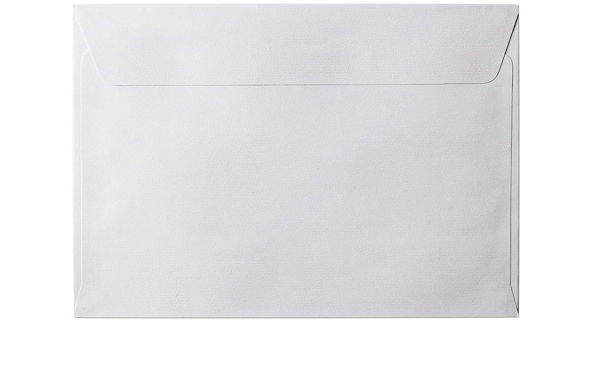 Koperta Prążki biały C5 10 sztuk w opakowaniu Argo 280609 Rabaty Porady Hurt Autoryzowana
