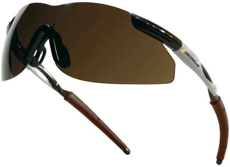 Okulary ochronne robocze THUNDER BRONZE (przeciwsłoneczne)