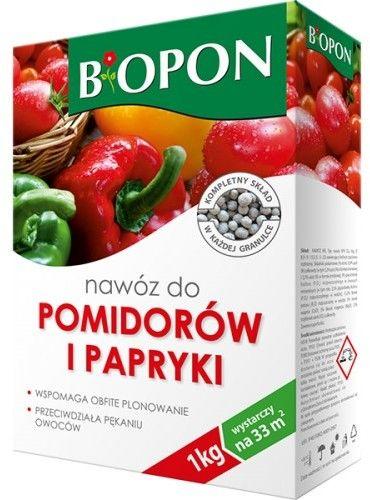 Nawóz do pomidorów i papryki 1kg