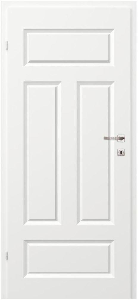 Skrzydło drzwiowe MORANO I Białe 80 Lewe CLASSEN