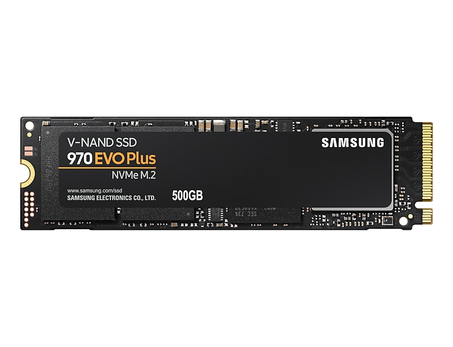 Dysk SSD Samsung 970 EVO Plus 500 GB M.2 PCIe x4
