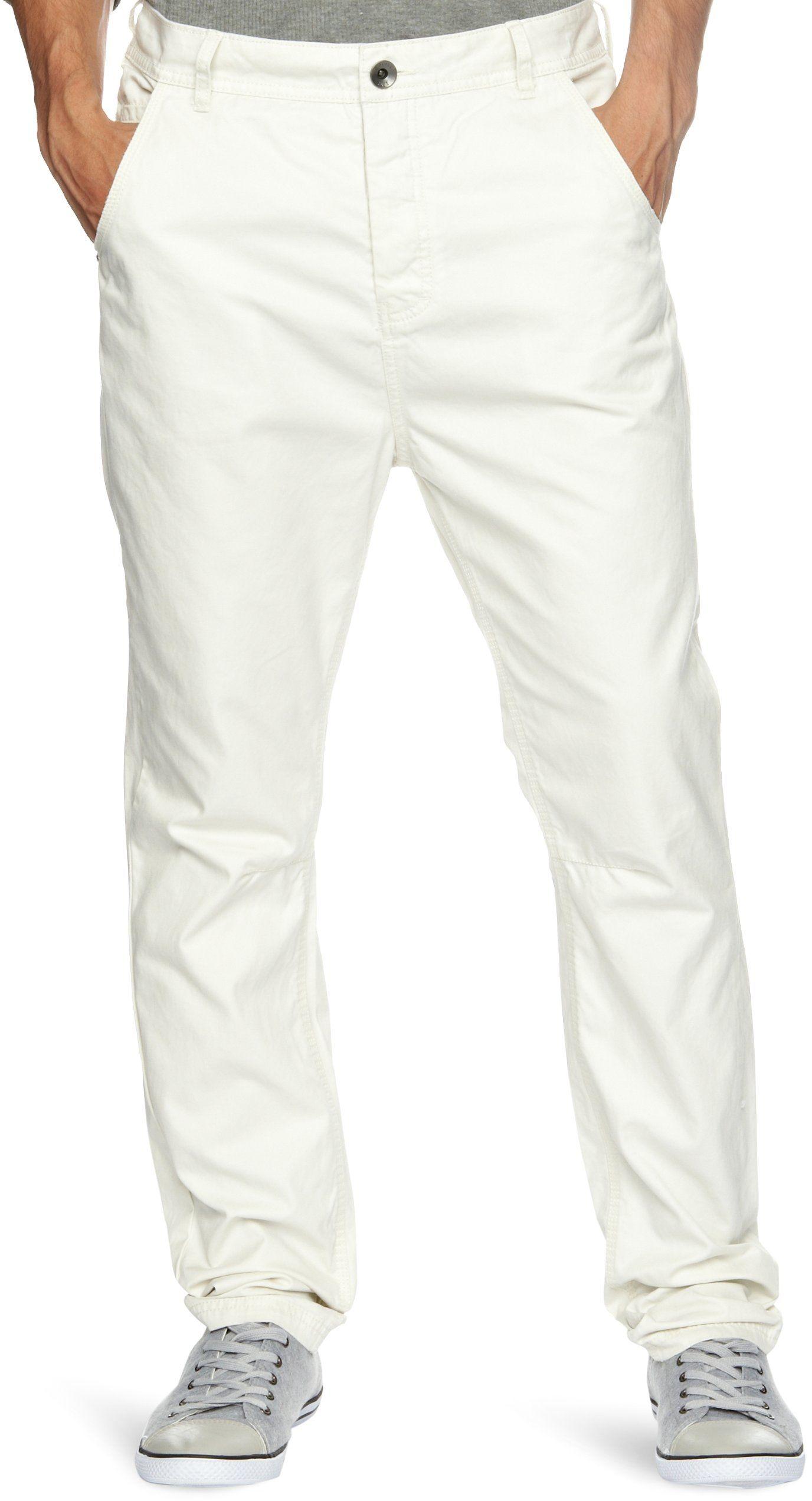 O''Neill Shaper''s Chino zwężane spodnie męskie Vaporous White W81 cm x dł. 81 cm