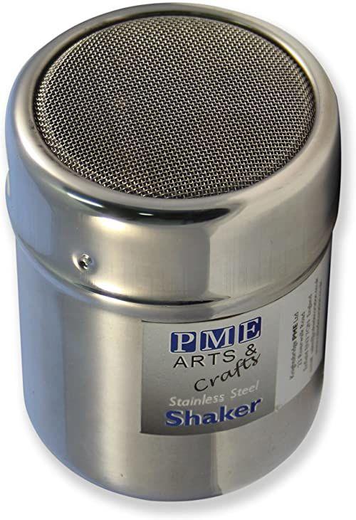 PME Shaker ze stali nierdzewnej