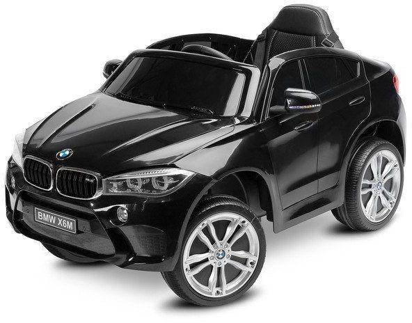 POJAZD NA AKUMULATOR BMW X6 BLACK TOYZ