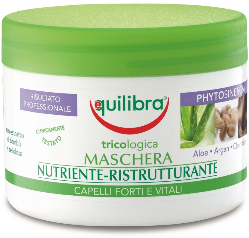 Equilibra Maska Regenerująca Odżywiająca Włosy 200ml