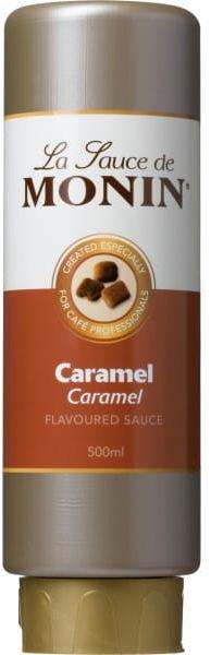 Monin Sos Karmel 0,5 l