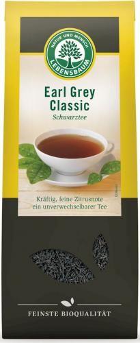 Herbata EARL GREY sypana BIO 100 g Lebensbaum