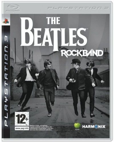 The Beatles Rockband+ mic. PS 3