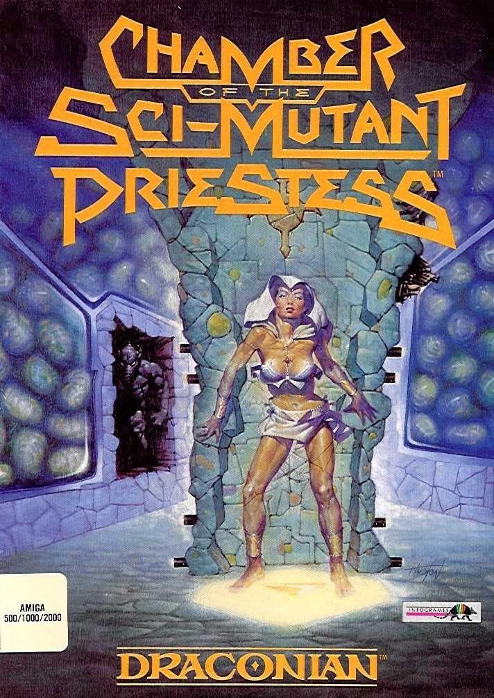 Chamber of the Sci-Mutant Priestess (PC) DIGITAL