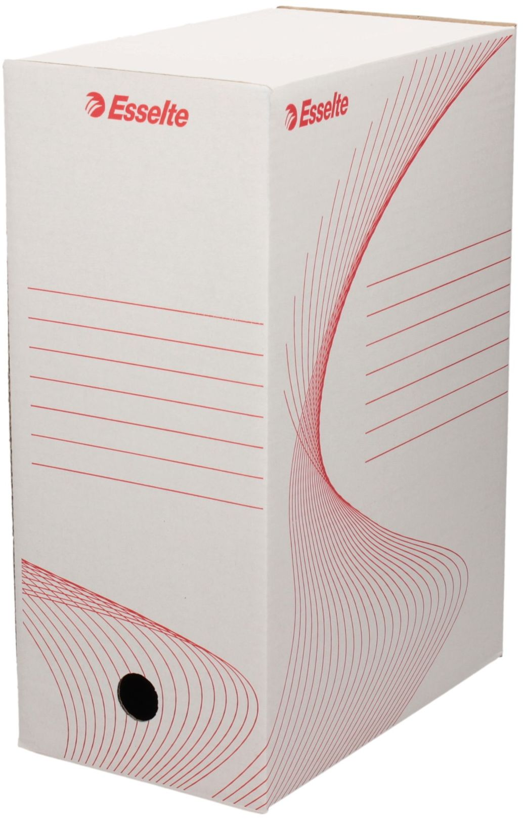 Pudło archiwizacyjne 350x250x150 białe Boxy 1286020