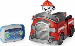 Nickelodeon Spin Master Psi Patrol Marshall Pojazd Sterowany Z Figurką, Czerwony, 6054195