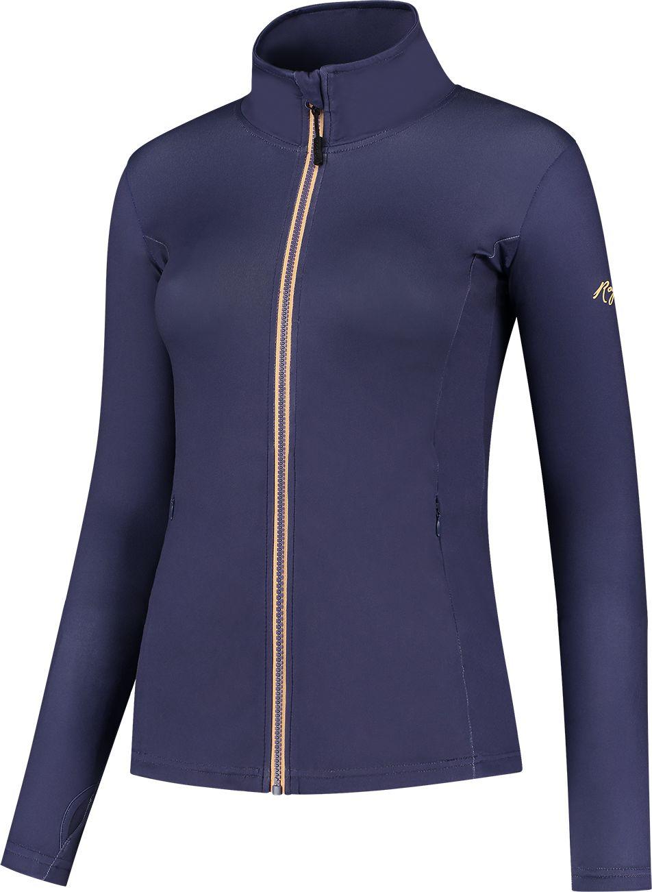 ROGELLI damska bluza do biegania INDIGO fioletowa Rozmiar: L,840.847.S