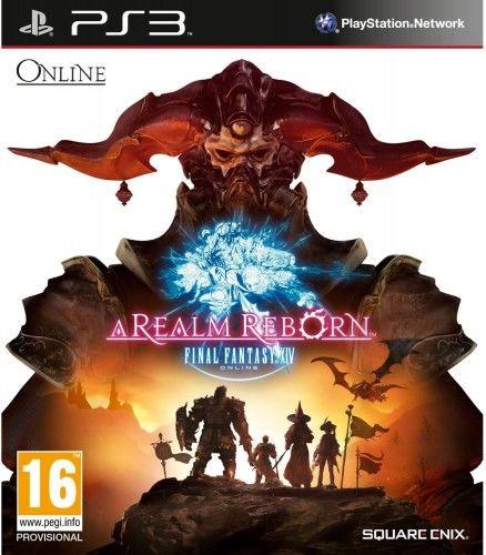 Final Fantasy XIV A Realm Reborn PS 3