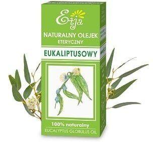 ETJA Naturalny Olejek eteryczny EUKALIPTUSOWY 10ml