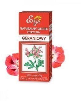 ETJA Naturalny Olejek eteryczny GERANIOWY 10ml