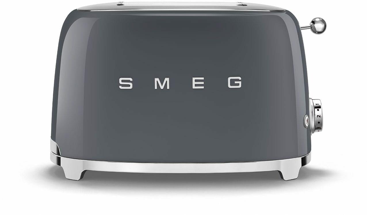 Smeg - Toster TSF01GREU - 10% rabatu przy zakupie min. 2 produktów SMEG, wpisz kod smeg10
