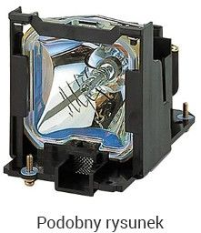 lampa wymienna do: Panasonic PT-AX100E, PT-AX200E - kompatybilny moduł UHR (zamiennik do: ET-LAX100)