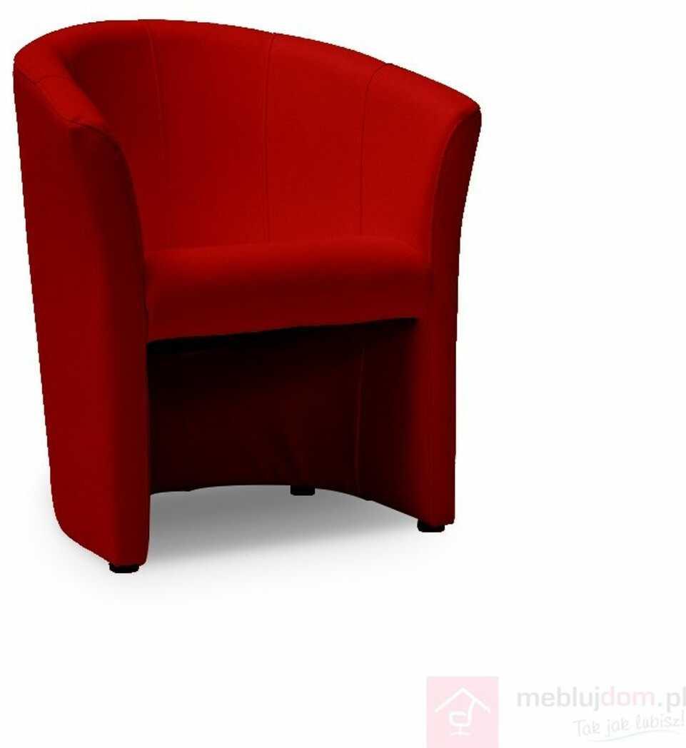 Fotel TM-1 Signal Czerwony