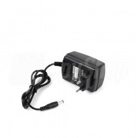 Impulsowy zasilacz sieciowy 12 V do zasilania kamer i rejestratorów CCTV