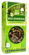 Herbatka ENERGIA BIO 50 g Dary Natury