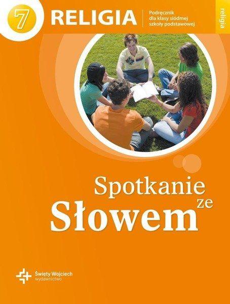 Katechizm SP 7 Spotkanie ze Słowem DiKŚW - ks. prof. Jan Szpet i Danuta Jackowiak