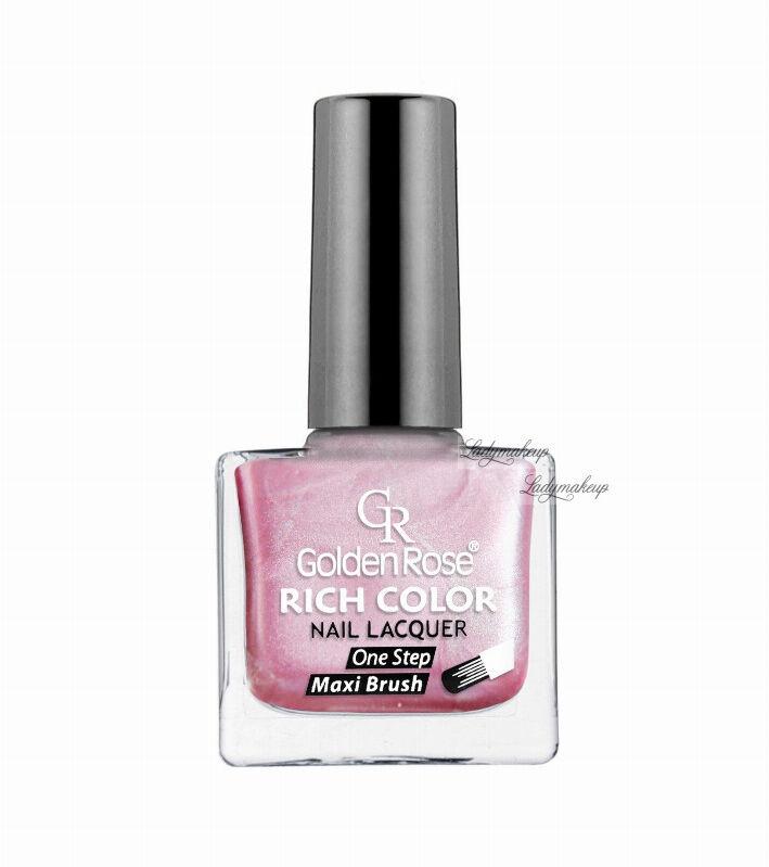 Golden Rose - RICH COLOR - Nail Lacquer - Długotrwały lakier do paznokci - 04