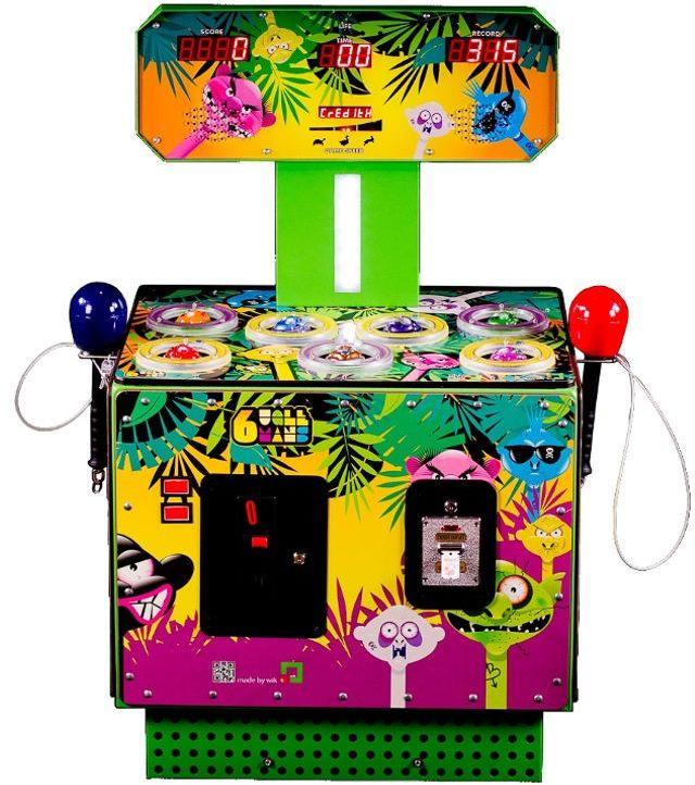 Interaktywny Automat Zarobkowy Little Ghost