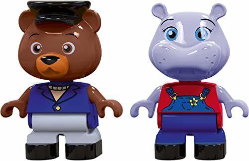 Big Spielwarenfabrik 870000234 AquaPlay Bo & Wilma zabawka