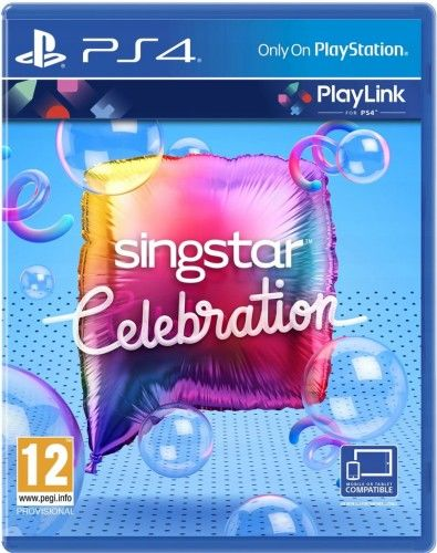Singstar Celebration PS 4
