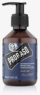 Proraso szampon do brody Azur Lime 200ml