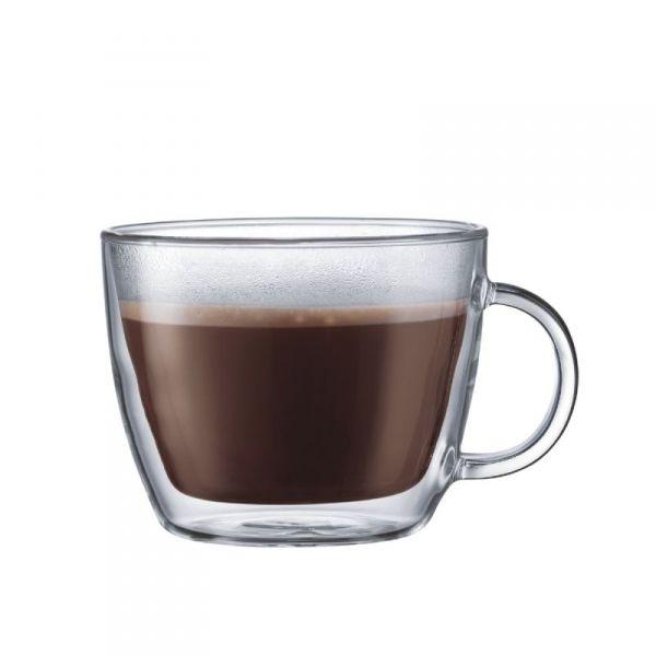 Bodum BISTRO 2 Kubki Termiczne do Kawy 450 ml