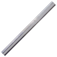 Leniar Linijka Biurowa 50cm Metal