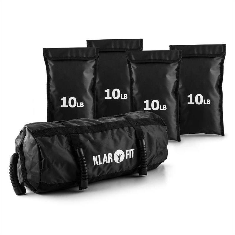 KLARFIT Sand Bag worek Power Bag worek z piaskiem 18kg