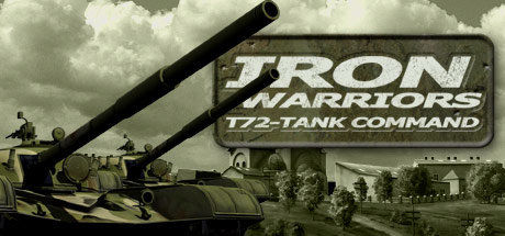 Iron Warriors: T - 72 Tank Command (PC) Klucz Steam