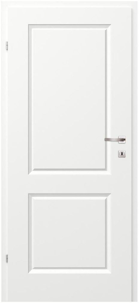 Skrzydło drzwiowe pełne MORANO II Białe 80 Lewe CLASSEN