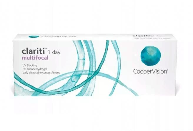 Clariti 1 Day Multifocal, 30 szt.
