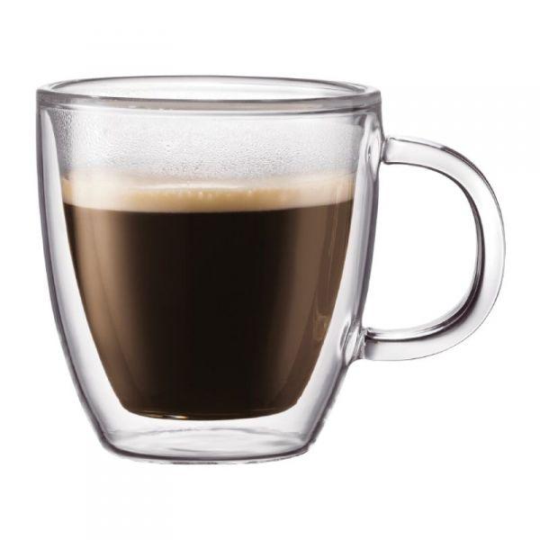 Bodum BISTRO 2 Kubki Termiczne do Kawy 150 ml