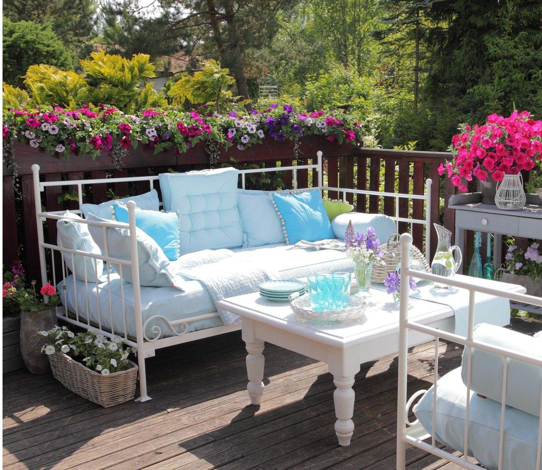 Sofa ogrodowa Lak System wzór 10