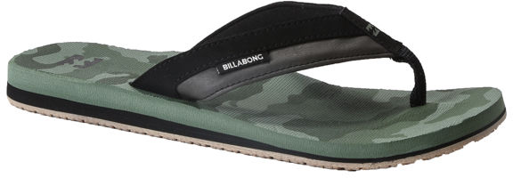 Billabong ALL DAY IMPACT PRINT CAMO japonki - 40,5EUR