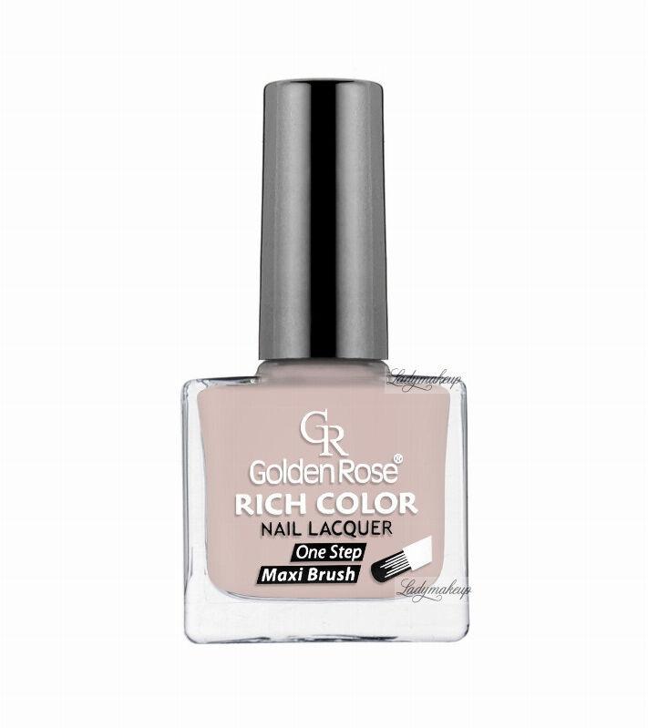 Golden Rose - RICH COLOR - Nail Lacquer - Długotrwały lakier do paznokci - 05