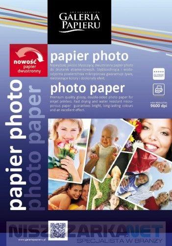 Papier photo glossy 10x15cm 240 g/m2 - 25 ark fotograficzny błyszczący